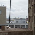 Näkymää ylimmästä kerroksesta. Kuva: Pauliina Lehto.
